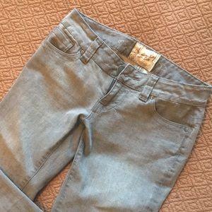 NWOT American Rag Gray Jeans